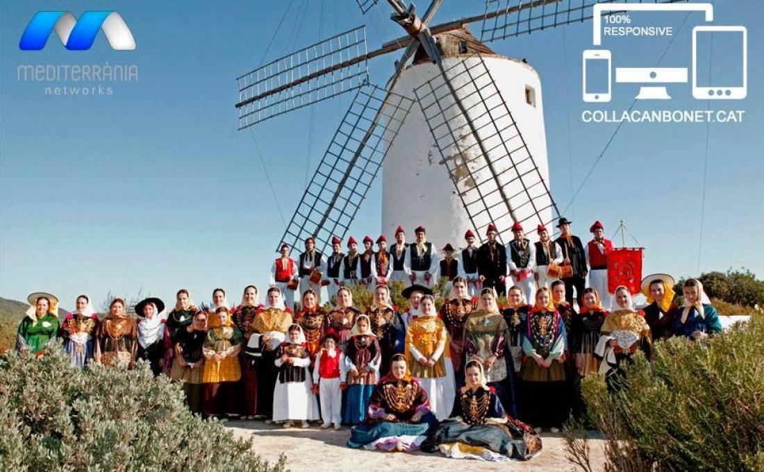 La tradició aposta per la innovació: Colla Can Bonet 2.0