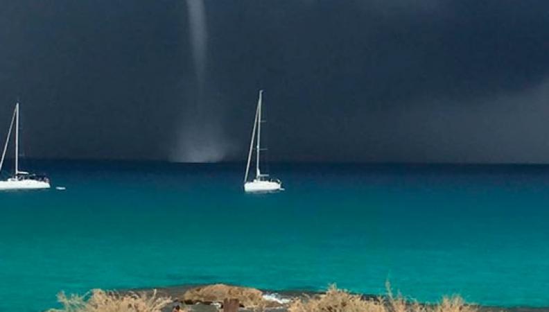 El twet/post del verano 2015 en Formentera.